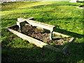 SU2741 : Grave marker, St Leonard's Churchyard by Maigheach-gheal
