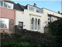 ST5038 : No 13B Chilkwell Street, Glastonbury by Humphrey Bolton