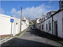 NX0054 : Hill Street by Billy McCrorie