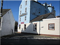 NX0054 : Downshire Arms Hotel by Billy McCrorie