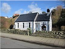 NX0054 : Scottish Episcopal Church by Billy McCrorie