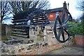 SJ9222 : Stafford Town Mill by Ashley Dace