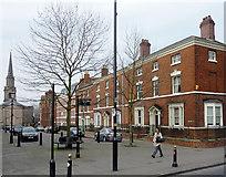 SO9198 : 11 to 14 George Street, Wolverhampton by Roger  Kidd