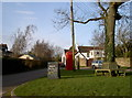ST5362 : Village AGM by Neil Owen