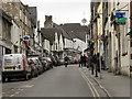 ST7593 : Long Street by David Dixon