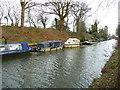 SU1561 : Pewsey Wharf - Pewsey Moorings by Chris Talbot