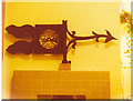 TL8564 : Weather vane from Moyses Hall by Jorn Cooper