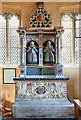 SU2675 : Walrond monument - St Michael's church, Aldbourne by Mike Searle