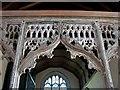 TL4055 : Barton: St Peter - rood screen by John Sutton