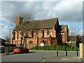 TQ5374 : Christ Church, Dartford by Robin Webster