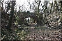 SU5174 : Wheel by the tree by Bill Nicholls