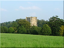 SE2768 : Fountains Abbey by Nick Wright