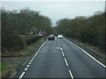 TQ5704 : A27 heading west by JThomas