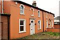 J2968 : Roselea Cottages, Dunmurry (2012-1) by Albert Bridge