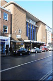 SO8455 : The Odeon, Worcester by Philip Halling