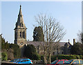 TQ7035 : Christ Church, Kilndown by Julian P Guffogg