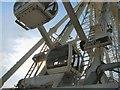 TQ3103 : Pods on Brighton Wheel by Paul Gillett