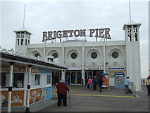 TQ3103 : Palace Pier, Brighton by JThomas