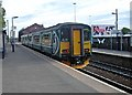 SO8376 : Class 150 at Kidderminster by Rob Newman