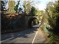 SU9467 : Dry Arch Road by Alan Hunt