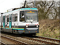 SD7908 : Metrolink at Warth by David Dixon