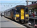 SJ7154 : Class 153 at Crewe by Rob Newman