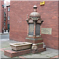 NZ2463 : Grainger Memorial Fountain by Keith Edkins