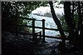 SE0025 : Stile on footpath near Throstle Nest Farm, Mytholmroyd by Phil Champion