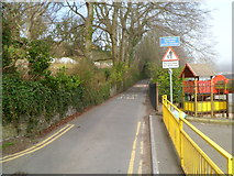 SS6188 : Southern end of Limekiln Road, Mumbles by Jaggery