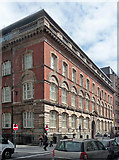 SJ3490 : Albany Building, Old Hall Street, Liverpool by Stephen Richards