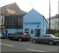 SS6187 : Mumbles Rugby Club clubhouse, Swansea by Jaggery