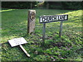 TM2147 : Street Name Sign by Keith Evans