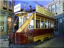 NS5565 : Glasgow Corporation horse-drawn tram by kim traynor