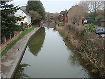 SP2055 : Canal in Stratford upon Avon by Rob Newman