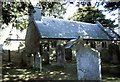 SZ5376 : St Lawrence old church by Christopher Hilton