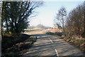 TF6733 : Snettisham Minor road junction by roger geach