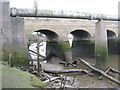 NS9580 : Grangemouth Road Bridge  by M J Richardson
