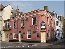 SY6778 : Weymouth - Royal Oak Public House by Chris Talbot