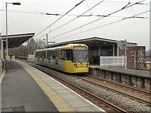 SD7807 : Metrolink, Radcliffe Station by David Dixon