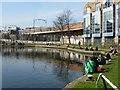 TQ2884 : Regent's Canal, Camden Town by Stephen McKay