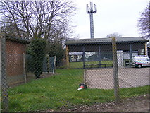 TM5286 : Kessingland Telephone Exchange by Adrian Cable