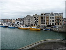 SY6778 : Weymouth - Housing by Chris Talbot