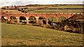 S8114 : Taylorstown viaduct near Wellingtonbridge by Albert Bridge