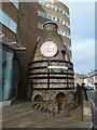 TQ2476 : The Fulham Pottery, Burlington Road, Fulham by Alexander P Kapp