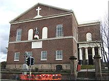 SJ3588 : St Patrick's Roman Catholic Church, Park Place, Toxteth by JThomas