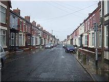 SJ3791 : Hannan Road looking north by JThomas
