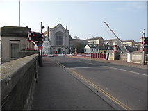 SY6778 : Weymouth - Town Bridge by Chris Talbot