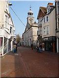 SY6778 : Weymouth - St Marys Street by Chris Talbot
