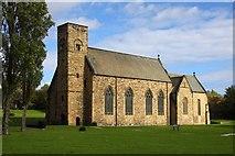 NZ4057 : St Peter's Church in Monkwearmouth by Steve Daniels