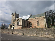 SK5276 : St Lawrence Church, Whitwell by Ian S